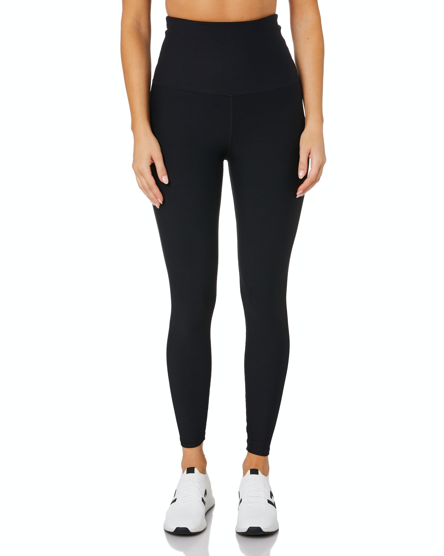 Dk Active Signature Highrider Tight Black